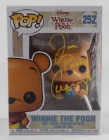 "Jim Cummings Signed ""Winnie the Pooh"" #252 Winnie the Pooh Funko Pop! Vinyl Figure (JSA COA) at PristineAuction.com"