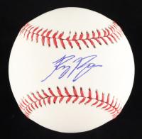 Ryan Braun Signed OML Baseball (MLB Hologram) at PristineAuction.com