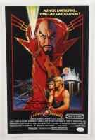 "Sam J. Jones Signed ""Flash Gordon"" 11x17 Photo (JSA COA) (See Description) at PristineAuction.com"