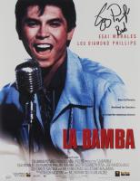 "Joe Pantoliano Signed ""La Bamba"" 11x14 Photo Inscribed ""Bob"" (JSA COA) at PristineAuction.com"