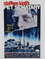 "Miko Hughes Signed ""Pet Semetary"" 11x14 Photo Inscribed ""Gage"" (JSA COA) at PristineAuction.com"