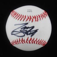 Tony Stewart Signed OL Baseball (JSA COA) at PristineAuction.com