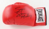 """Sugar"" Shane Mosley Signed Everlast Boxing Glove (JSA Hologram) at PristineAuction.com"