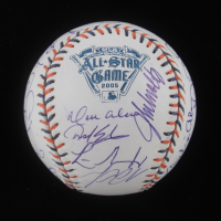 2005 All-Star Game Baseball Multi-Signed by (26) with Roger Clemens, Mike Piazza, Luis Gonzalez, Bobby Abreu (MLB Hologram) at PristineAuction.com