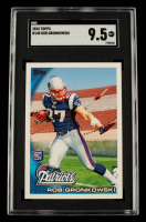 Rob Gronkowski 2010 Topps #148A RC (SGC 9.5) at PristineAuction.com