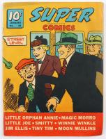 "1942 ""Super Comics"" Issue #44 Comic Book at PristineAuction.com"