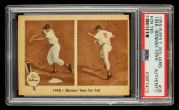 Ted Williams 1959 Fleer #36 Banner Year for Ted (PSA Authentic) at PristineAuction.com