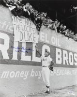 "Duke Snider Signed Mets 16x20 Photo Inscribed ""1963 Mets"" (PSA Holgram) at PristineAuction.com"