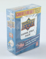 2008 Upper Deck Series 1 Baseball Super Star Box with (75) Cards at PristineAuction.com