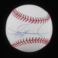 Sammy Sosa Signed OML Baseball (MLB Hologram & Mounted Memories Hologram) at PristineAuction.com