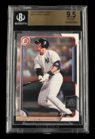Aaron Judge 2015 Bowman Draft #150 (BGS 9.5) at PristineAuction.com