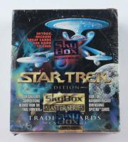 1993 Skybox Star Trek: Master Series Hobby Box with (36) Packs at PristineAuction.com