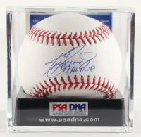 "Ken Griffey Jr. Signed OML Baseball with Display Case Inscribed ""97 AL MVP"" (PSA COA) at PristineAuction.com"