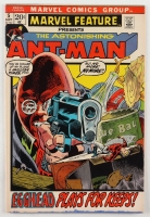 """1972 """"Marvel Feature"""" Issue #5 Marvel Comic Book at PristineAuction.com"""