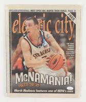 "Gerry McNamara Signed 2003 ""Nepa's Free Entertainment Weekly"" Newspaper (JSA COA) at PristineAuction.com"