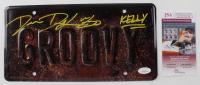 "Dana DeLorenzo Signed ""Ash vs Evil Dead"" License Plate Inscribed ""Kelly"" (JSA COA) at PristineAuction.com"