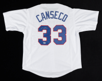 Jose Canseco Signed Jersey (PSA COA) at PristineAuction.com