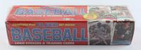 1988 Fleer Baseball Complete Set of (660) Cards with Edgar Martinez #378 RC, Ken Caminiti #441 RC, Tom Glavine #539 RC, Mark Grace RC / Darrin Jackson #641 at PristineAuction.com