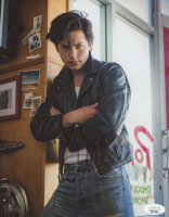 """Cole Sprouse Signed """"Riverdale"""" 8x10 Photo (JSA Hologram) at PristineAuction.com"""