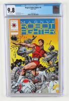 "1992 ""Magnus Robot Fighter"" Issue #0 Valiant Comic Book (CGC 9.8) at PristineAuction.com"