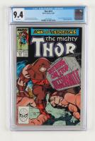 "1989 ""Thor"" Issue #411 Marvel Comic Book (CGC 9.4) at PristineAuction.com"