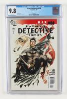 "2009 ""Detective Comics"" Issue #850 D.C. Comic Book (CGC 9.8) at PristineAuction.com"