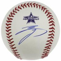 Shoehei Ohtani Signed 2021 All-Star Game Logo Baseball (Fanatics Hologram) at PristineAuction.com