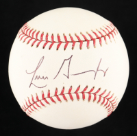 Luis Gonzalez Signed OML Baseball (JSA COA) at PristineAuction.com