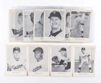 1964 Twins Jay Publishing Baseball Complete Set of (12) Cards with Jim Kaat #6, Harmon Killebrew #7, Bob Allison #1, Tony Oliva #8 at PristineAuction.com