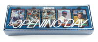 1987 Donruss Opening Day Baseball Complete Set of (273) Cards with Barry Bonds #163, Bo Jackson #205, Will Clark #96, Barry Larkin #191 at PristineAuction.com