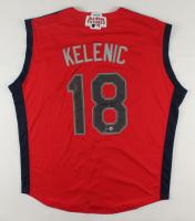 Jarred Kelenic Signed Jersey (Beckett Hologram) at PristineAuction.com