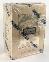 1994 Fleer Flair Series 2 Baseball Hobby Box of (24) Packs at PristineAuction.com