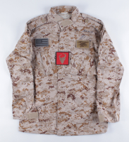 """Robert O'Neill Signed Navy SEAL Team 6 Tactical Cover Inscribed """"The Operator"""" (PSA COA) at PristineAuction.com"""