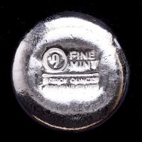 2 oz .999 Fine Silver Bullion Round at PristineAuction.com