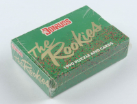 1990 Donruss Rookies Complete Set of (56) Baseball Cards & Puzzle at PristineAuction.com