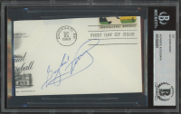 Gaylord Perry Signed FDC Envelope (BGS Encapsulated) at PristineAuction.com