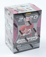 2020 Panini Prizm Draft Picks Football Blaster Box with (6) Packs at PristineAuction.com