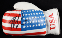 Mike Tyson Signed Boxing Glove (JSA COA) (See Description) at PristineAuction.com