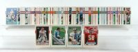 1989 Topps Football Traded Series Complete Set of (132) Cards with Barry Sanders 83T, Troy Aikman 70T, Deion Sanders #30T, Derrick Thomas 90T at PristineAuction.com