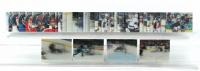 1996-97 McDonald's Pinnacle Hockey Complete Set of (41) Cards with Mario Lemieux #21 SP, Patrick Roy #30 SP, Paul Kariya #29 SP, Jaromir Jagr #23 SP at PristineAuction.com