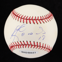 Kendrys Morales Signed OML Baseball (JSA COA) at PristineAuction.com