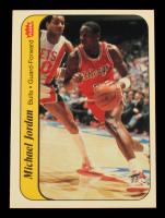 Michael Jordan 1986-87 Fleer Stickers #8 at PristineAuction.com