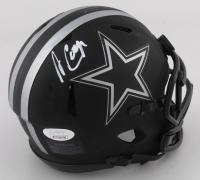 Amari Cooper Signed Cowboys Eclipse Alternate Speed Mini Helmet (JSA COA) at PristineAuction.com