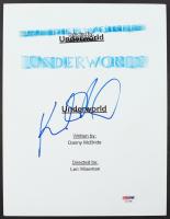 "Kate Beckinsale Signed ""Underworld"" Movie Script Cover (PSA Hologram) at PristineAuction.com"