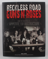 """Marc Canter Signed """"Reckless Road: Guns N' Roses"""" Paperback Book (Beckett COA) at PristineAuction.com"""