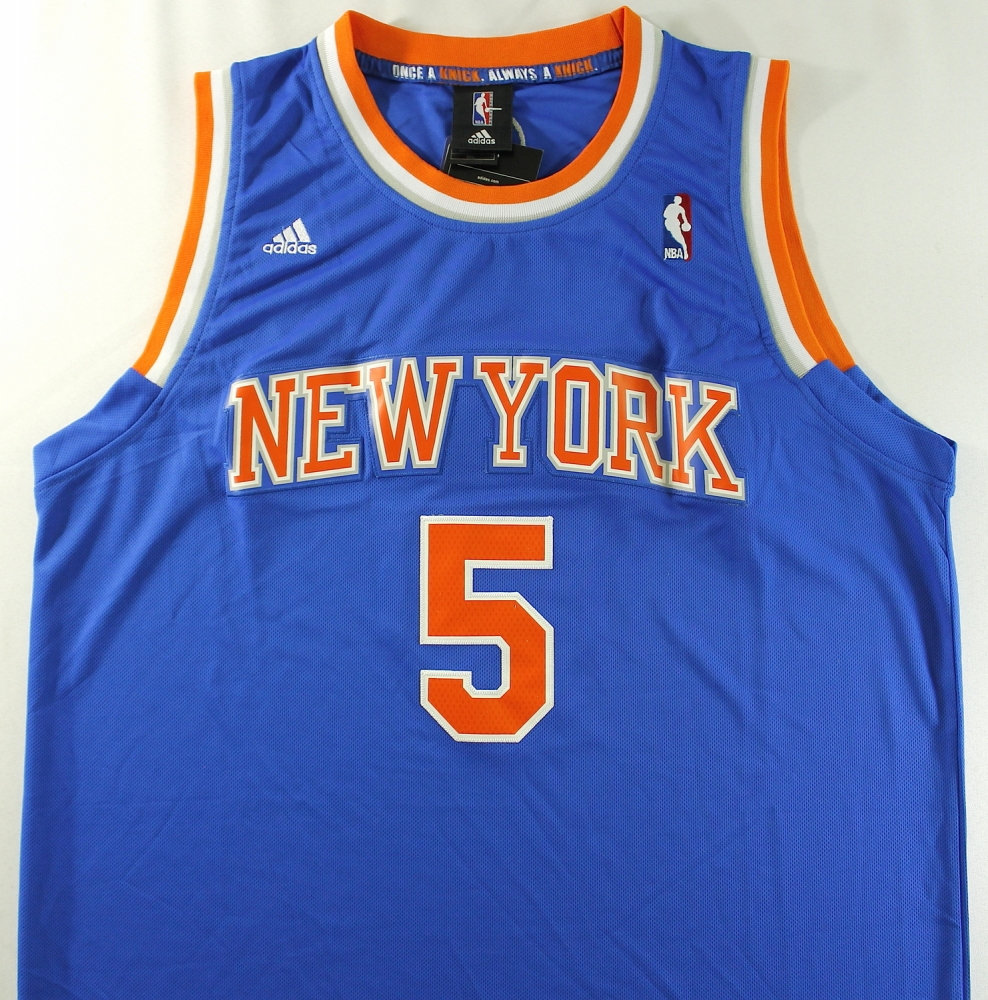 bd73ec53c53 Tim Hardaway Jr Signed Knicks Jersey (JSA COA) at PristineAuction.com