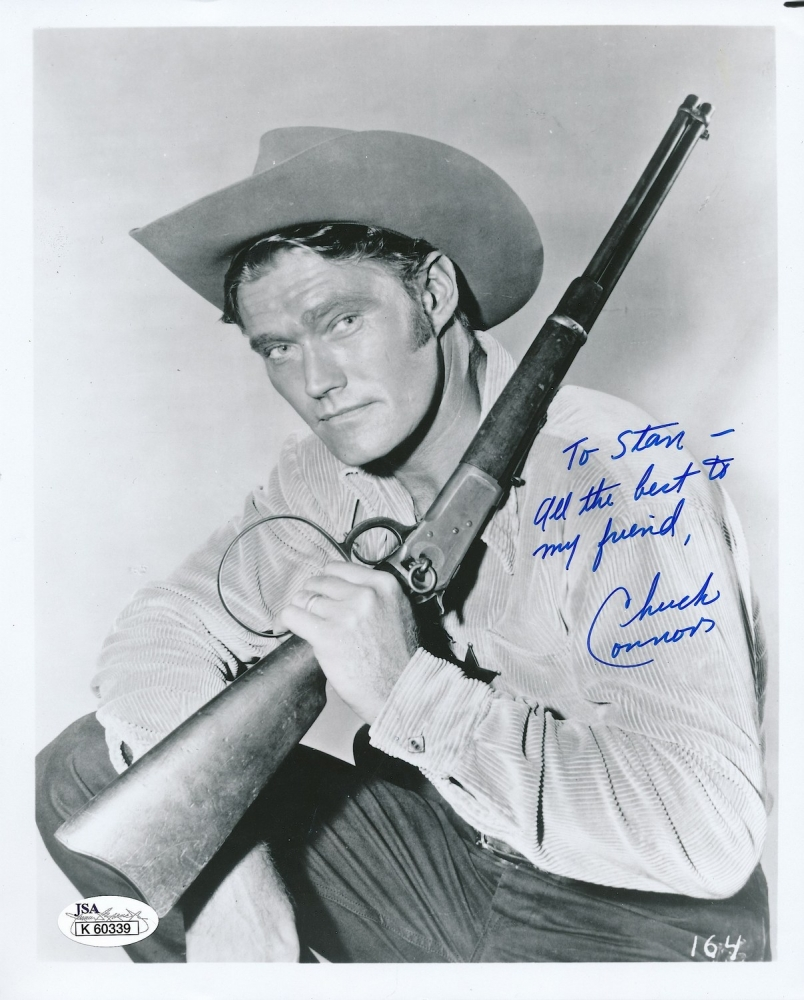 chuck connors biography