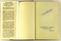 """Babe Ruth Signed Vintage Original 1928 """"Babe Ruth's Own Book of Baseball"""" Book with High Grade Signature (PSA LOA) at PristineAuction.com"""