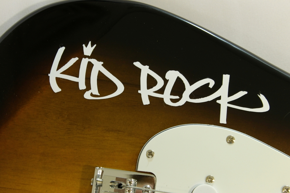 Kid Rock Signed Memorabilia