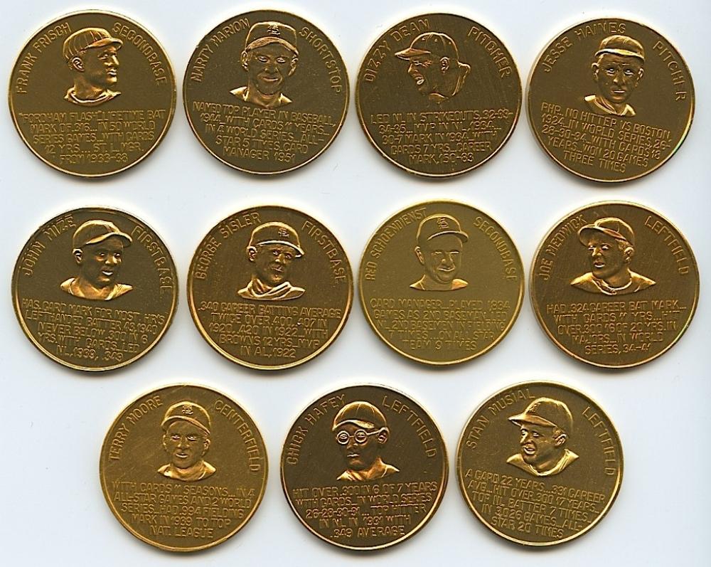 deans coins
